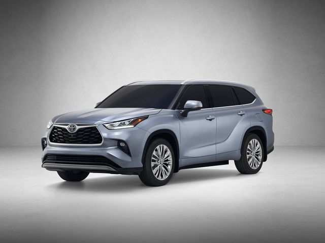 95 All New 2020 Toyota Highlander Hybrid Review And Release Date