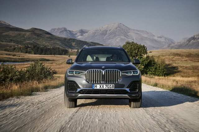 95 All New Bmw X7 2020 New Concept