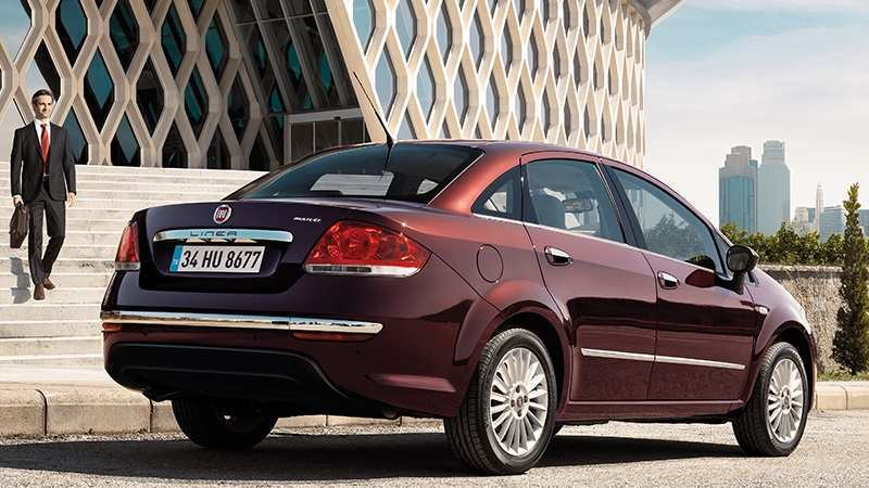 95 All New Fiat Linea 2019 Redesign And Review