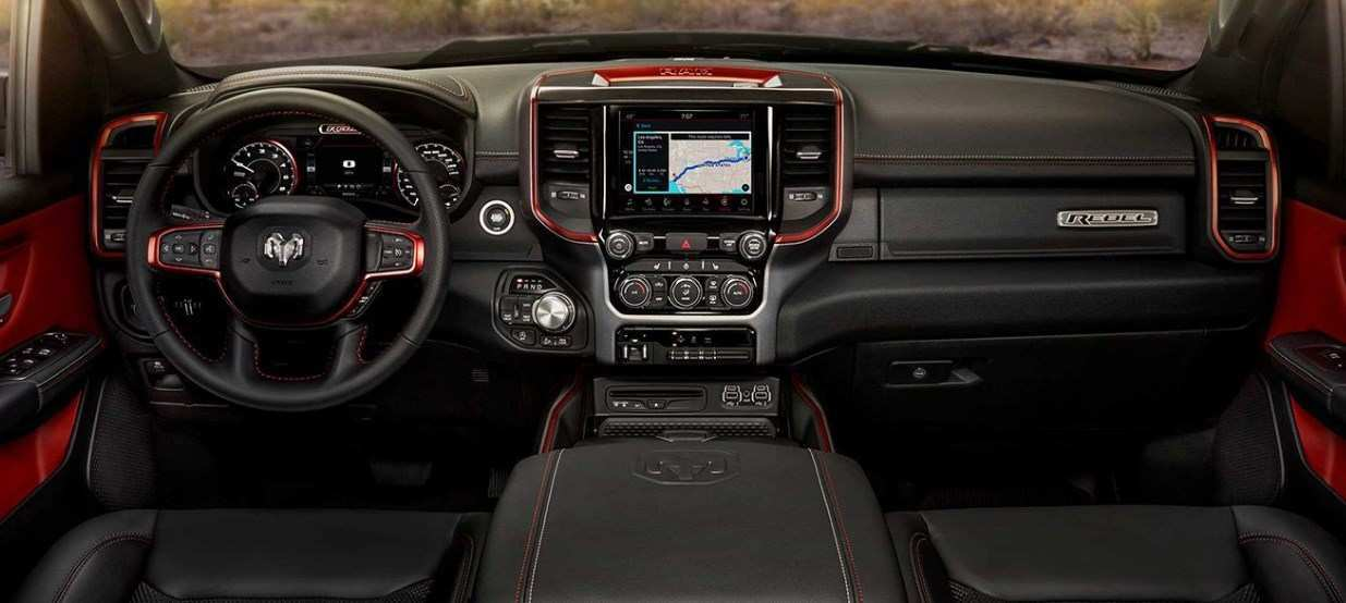 95 Best 2020 Dodge Interior Review