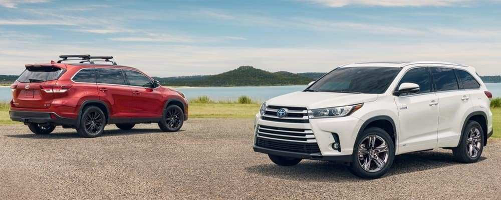 95 Best Toyota Highlander 2020 Release Date First Drive