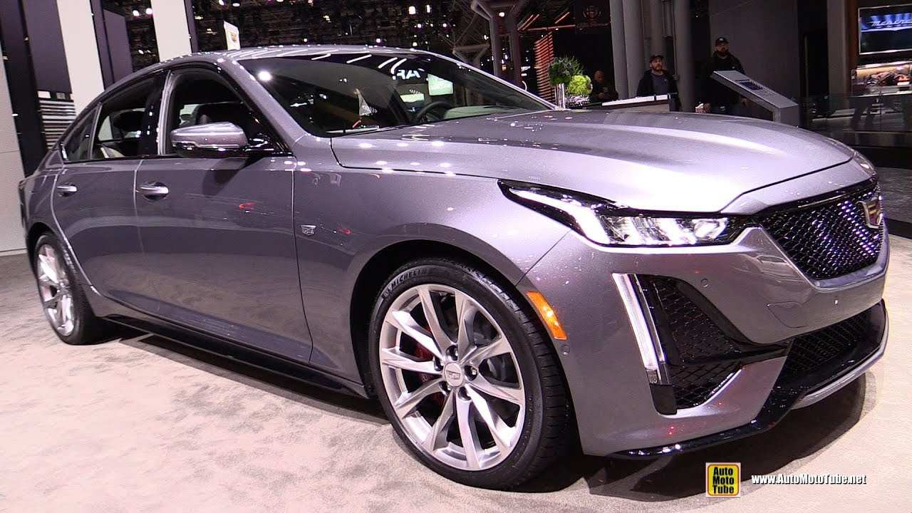 95 Best Youtube 2020 Cadillac Ct5 New Review