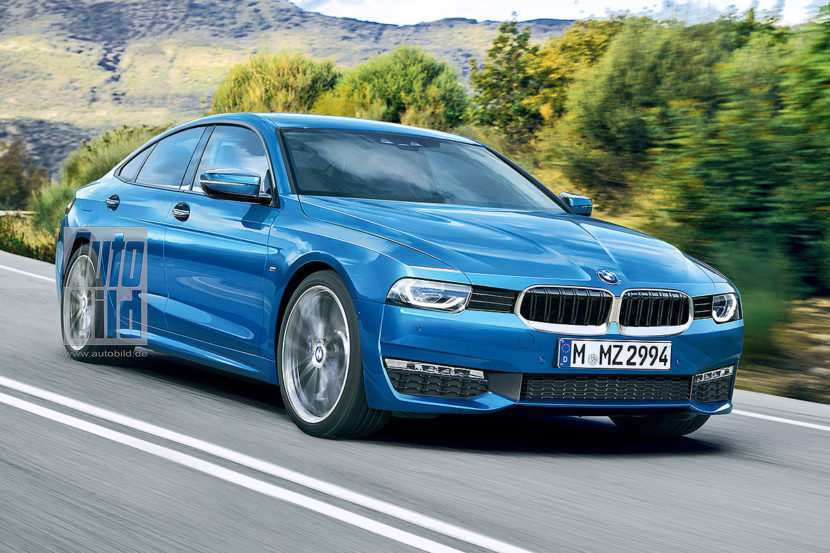 95 New 2019 Bmw 2 Gran Coupe Redesign And Concept