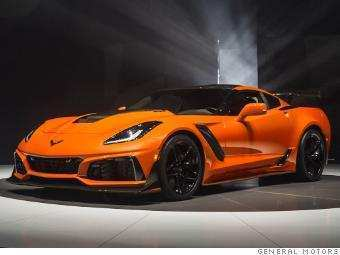 95 New 2019 Chevrolet Corvette Zr1 Is Gms Most Powerful Car Ever Review And Release Date