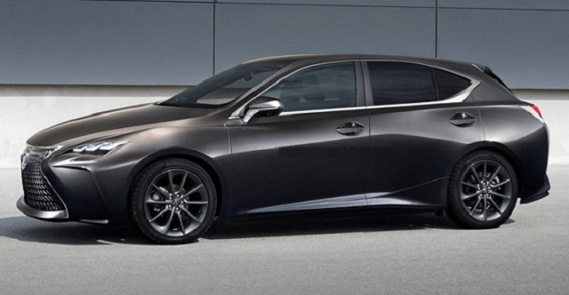95 New 2019 Lexus Hatchback Rumors