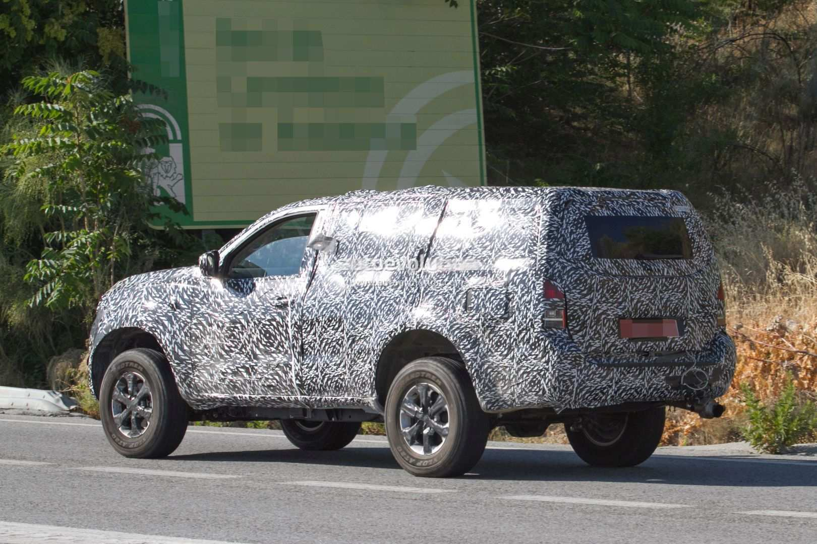 95 New 2019 Nissan Pathfinder Spy Shots History