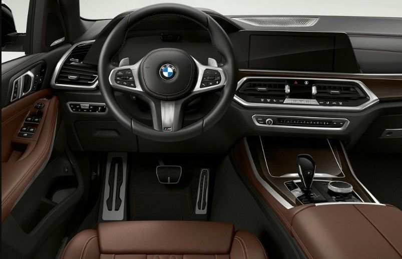 95 New 2020 Bmw X5 Interior Concept And Review