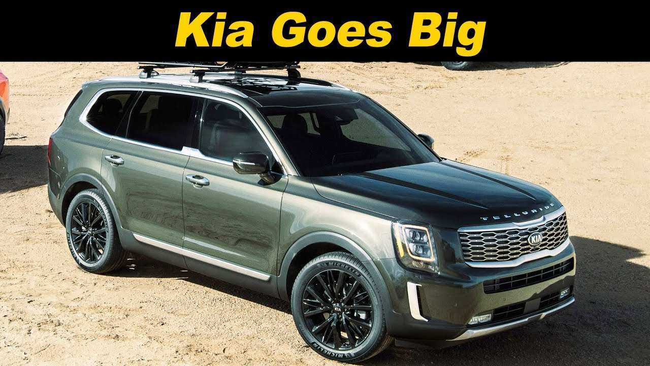 95 New 2020 Kia Telluride Youtube Research New