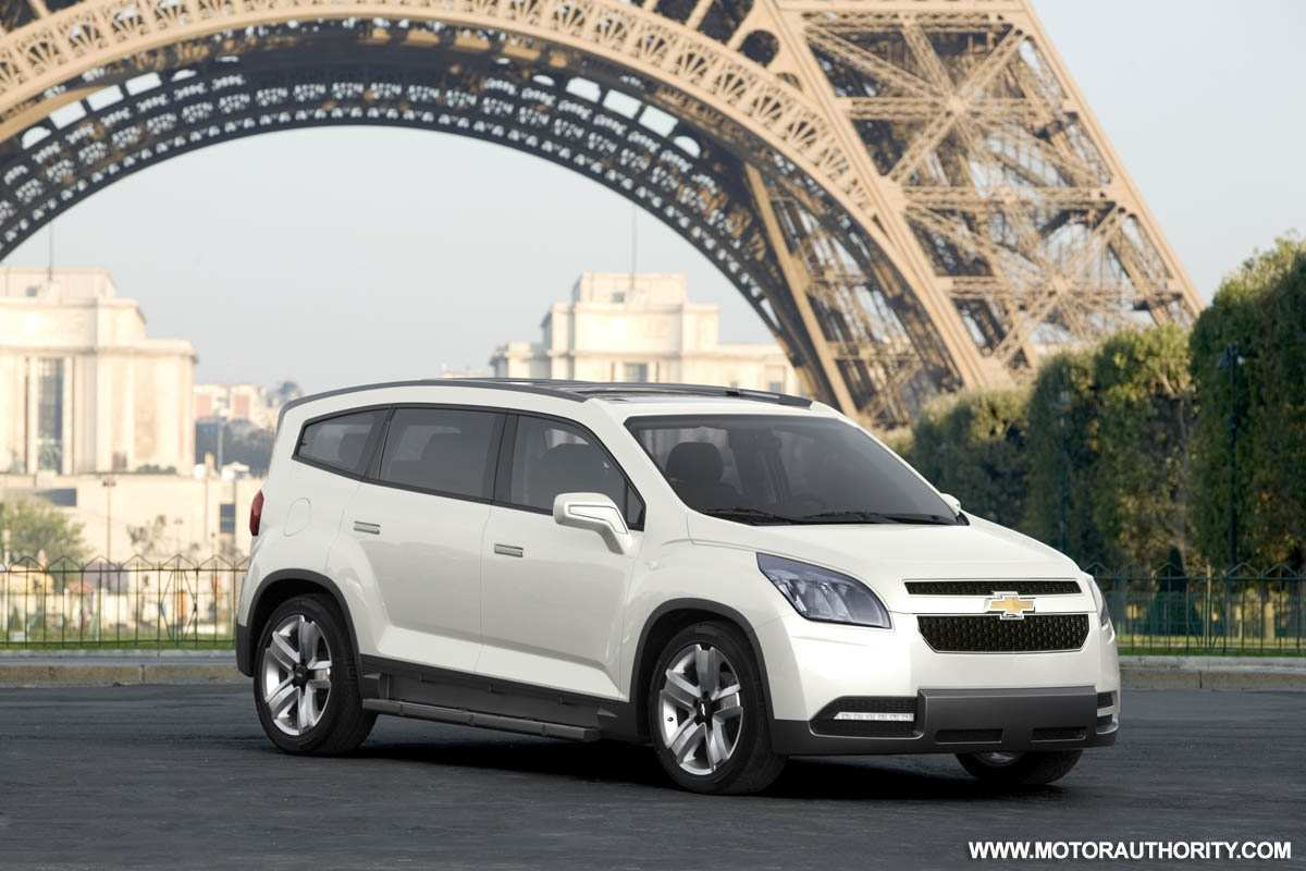 95 New Chevrolet Orlando 2020 New Review