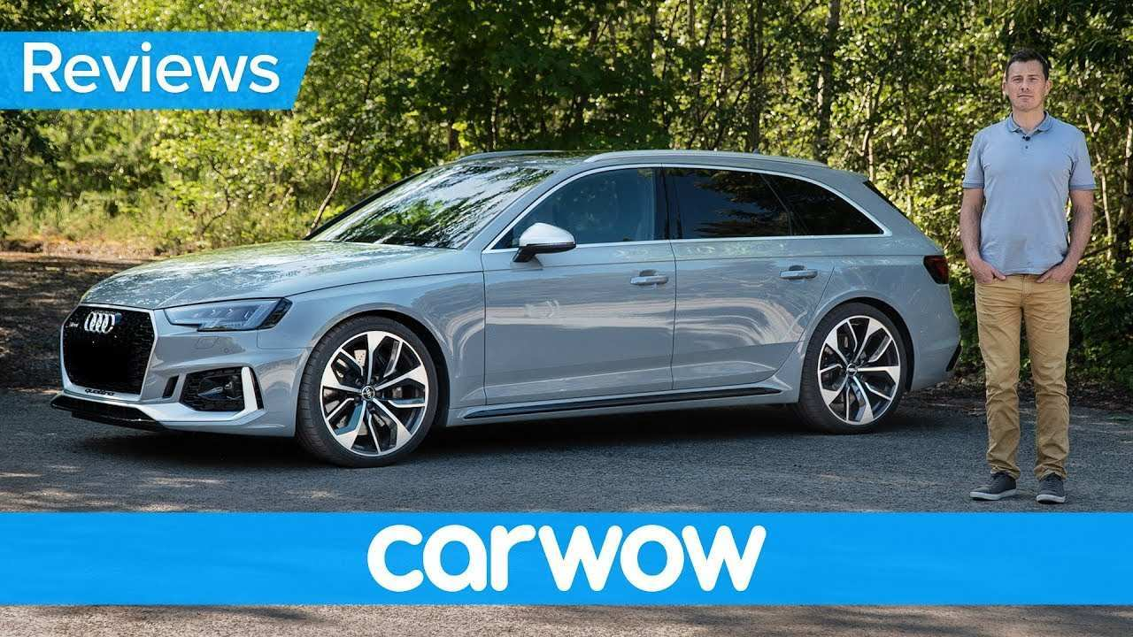 95 The 2019 Audi Rs4 Usa Pictures