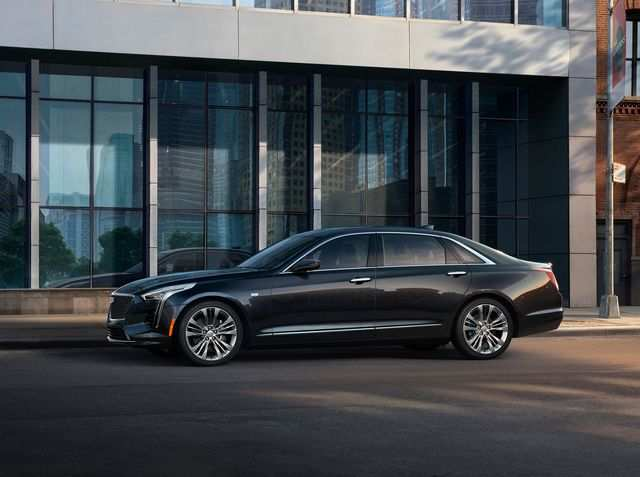 95 The 2019 Cadillac Self Driving Spesification