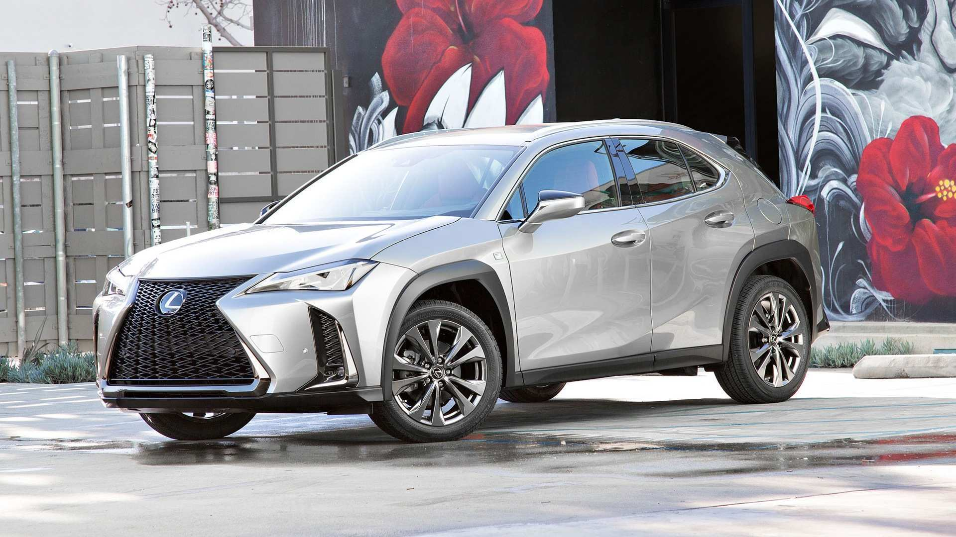 95 The 2019 Lexus Hybrid First Drive