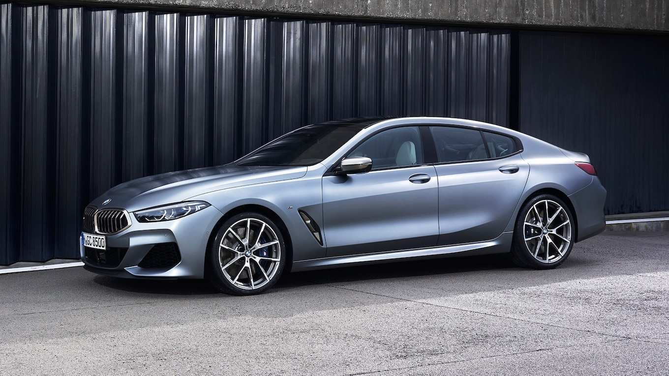95 The 2020 Bmw 850I New Concept