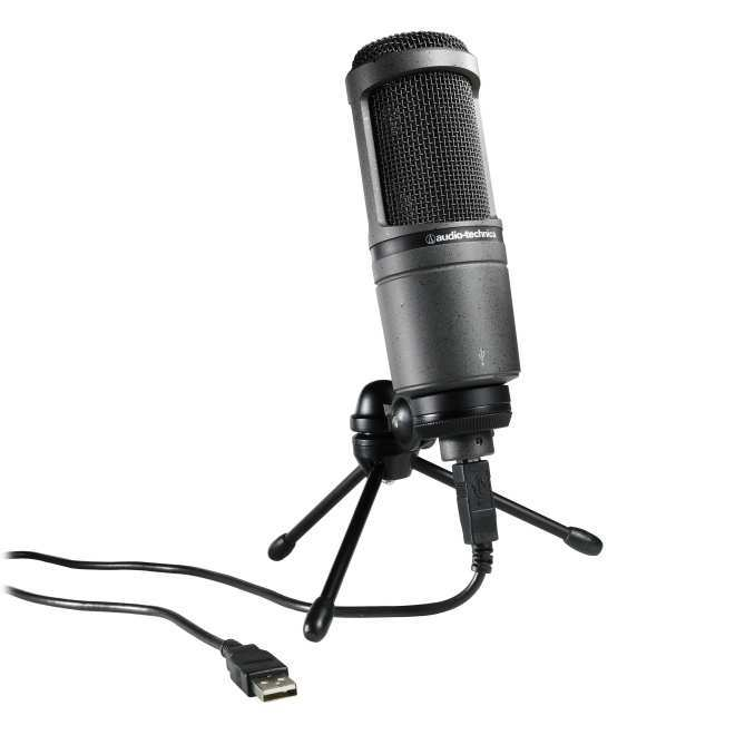 95 The Audio Technica At2020 Engine