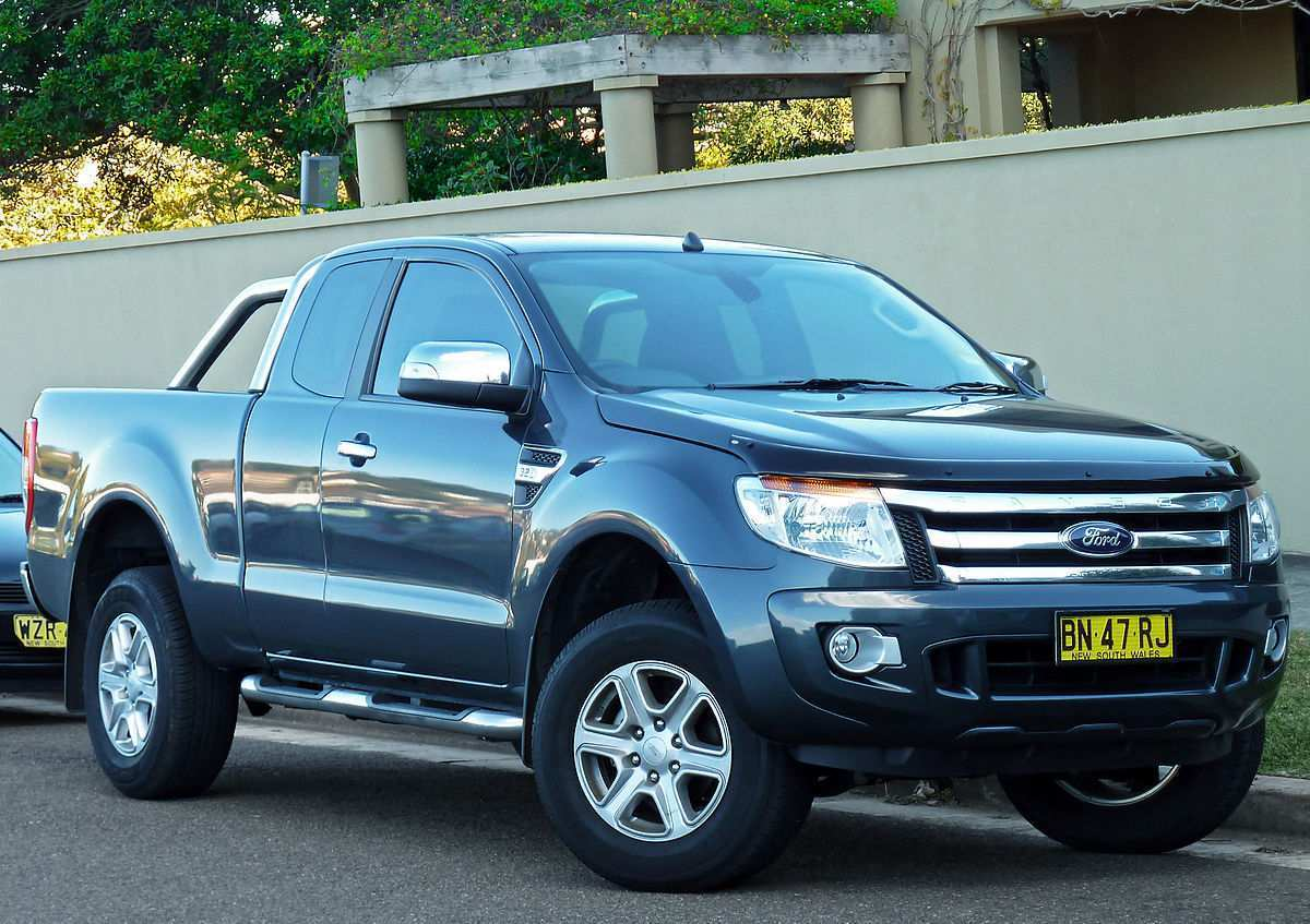 95 The Best 2019 Ford Ranger 2 Door First Drive