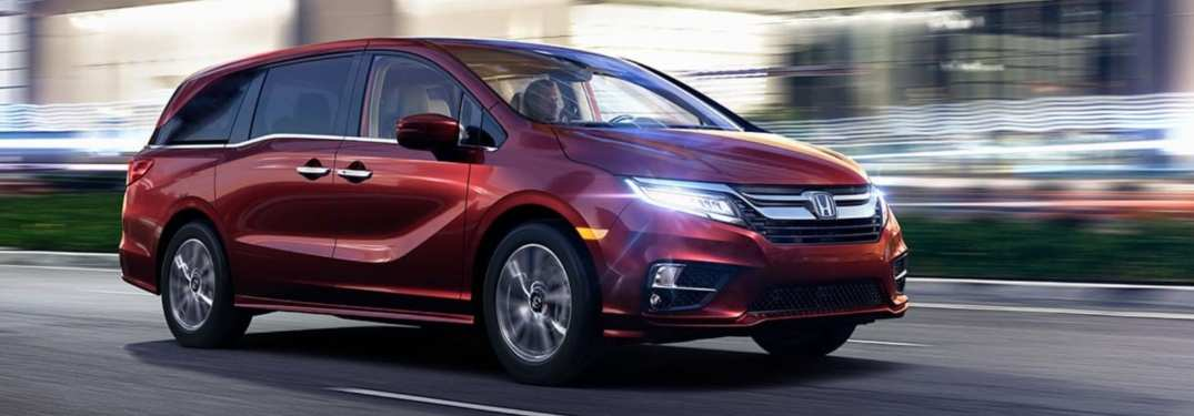 95 The Best 2019 Honda Odyssey Release Price And Release Date