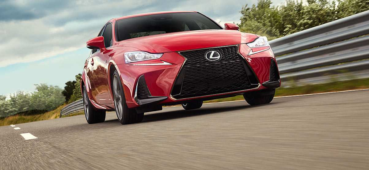 95 The Best 2019 Lexus Is350 F Sport Redesign