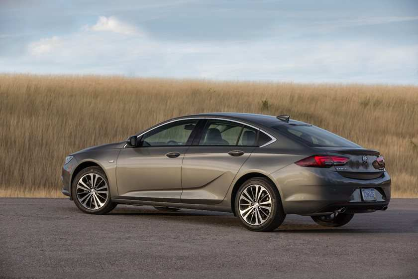 95 The Buick Regal 2020 Spy Shoot