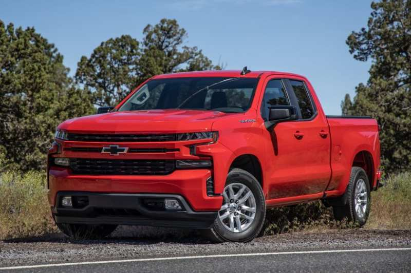 95 The Chevrolet Truck 2020 New Model And Performance