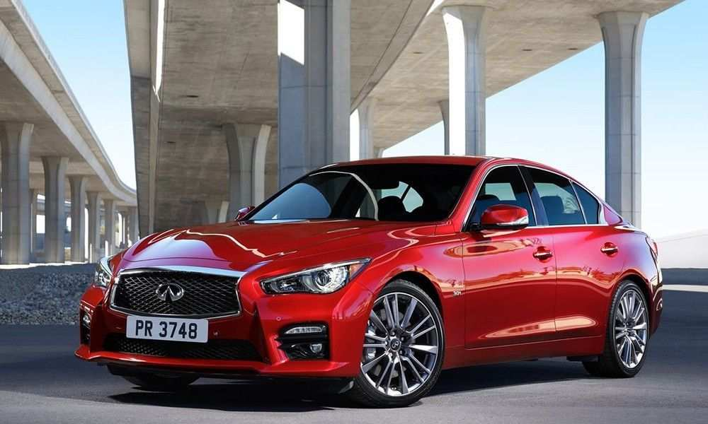 95 The New Infiniti Q50 2020 Photos