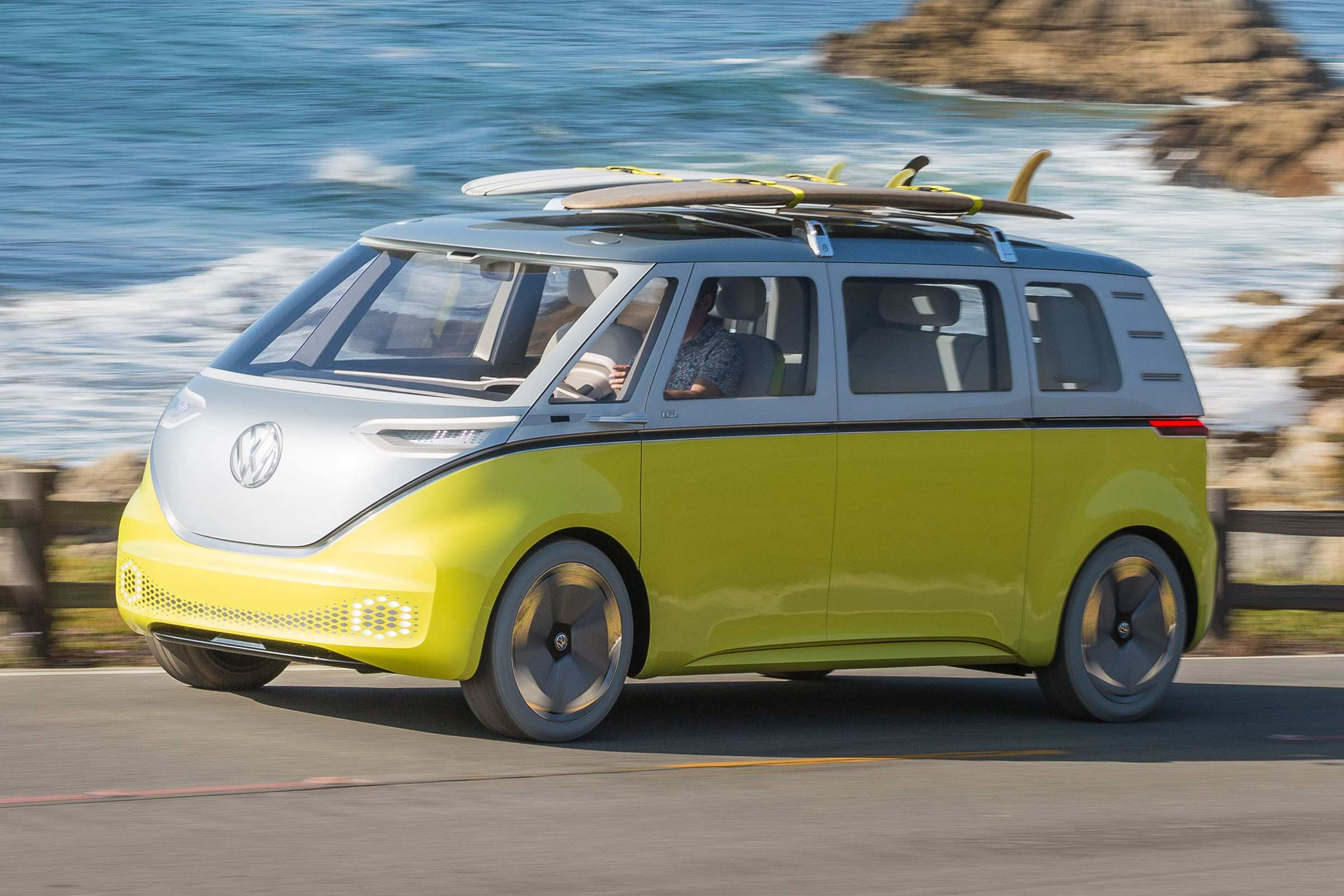 95 The Volkswagen Westfalia 2020 New Concept