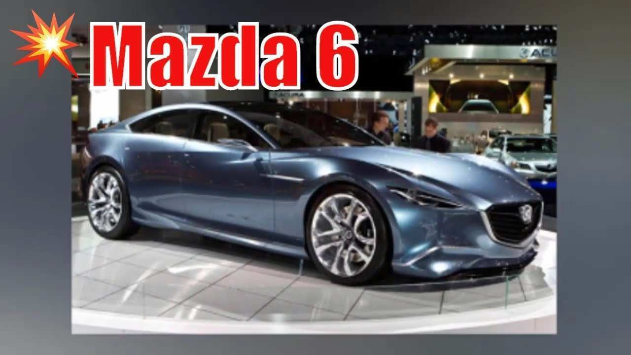 95 The When Will The 2020 Mazda 6 Be Released Speed Test