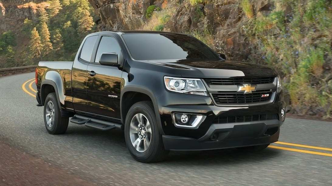 96 A 2020 Chevrolet Colorado Updates Performance