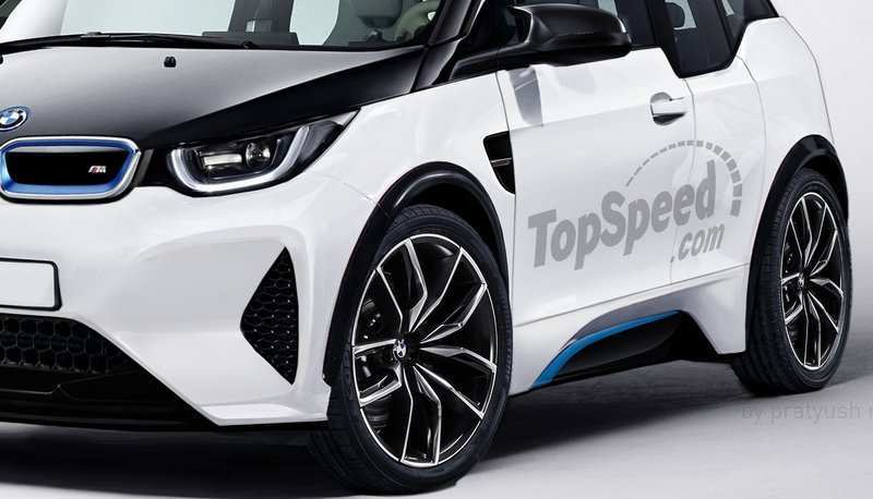 96 A Bmw I3 New Model 2020 Images