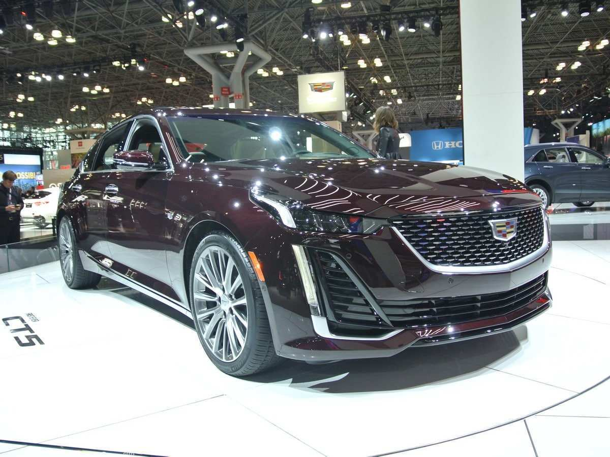 96 A Cadillac New Cars For 2020 Exterior