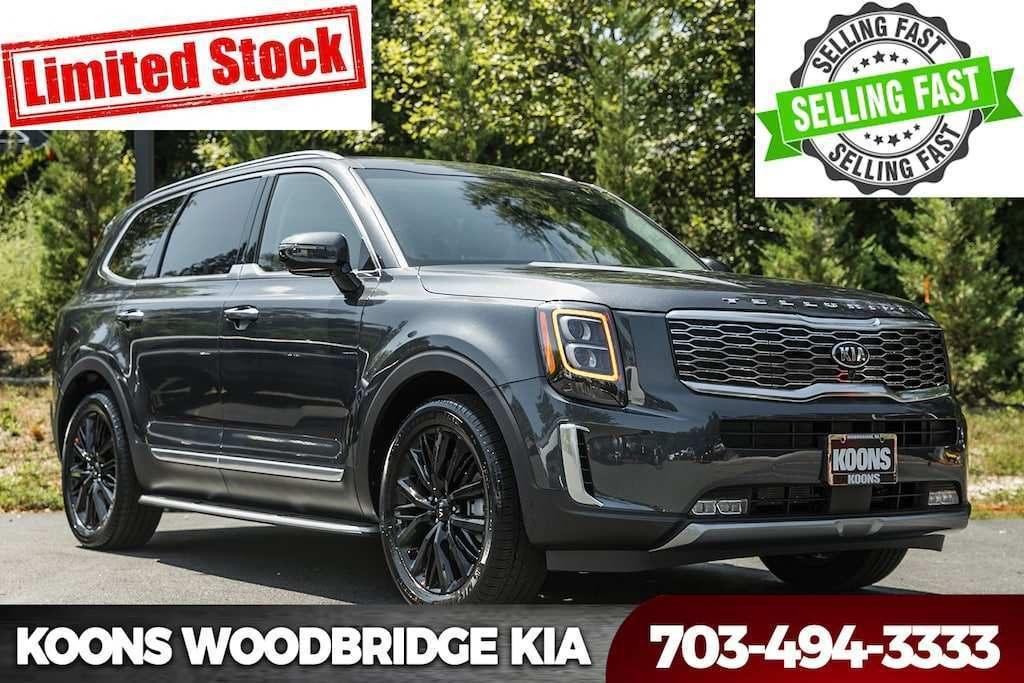 96 A Kia Telluride 2020 For Sale 2 Rumors