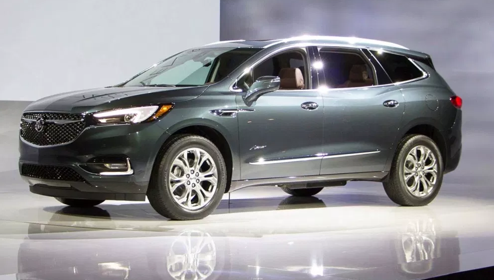 96 A New Buick Suv For 2020 Prices