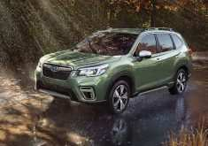 Subaru Forester 2020 Colors