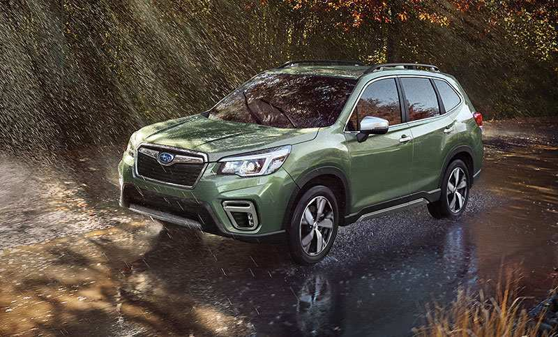 96 A Subaru Forester 2020 Colors Configurations