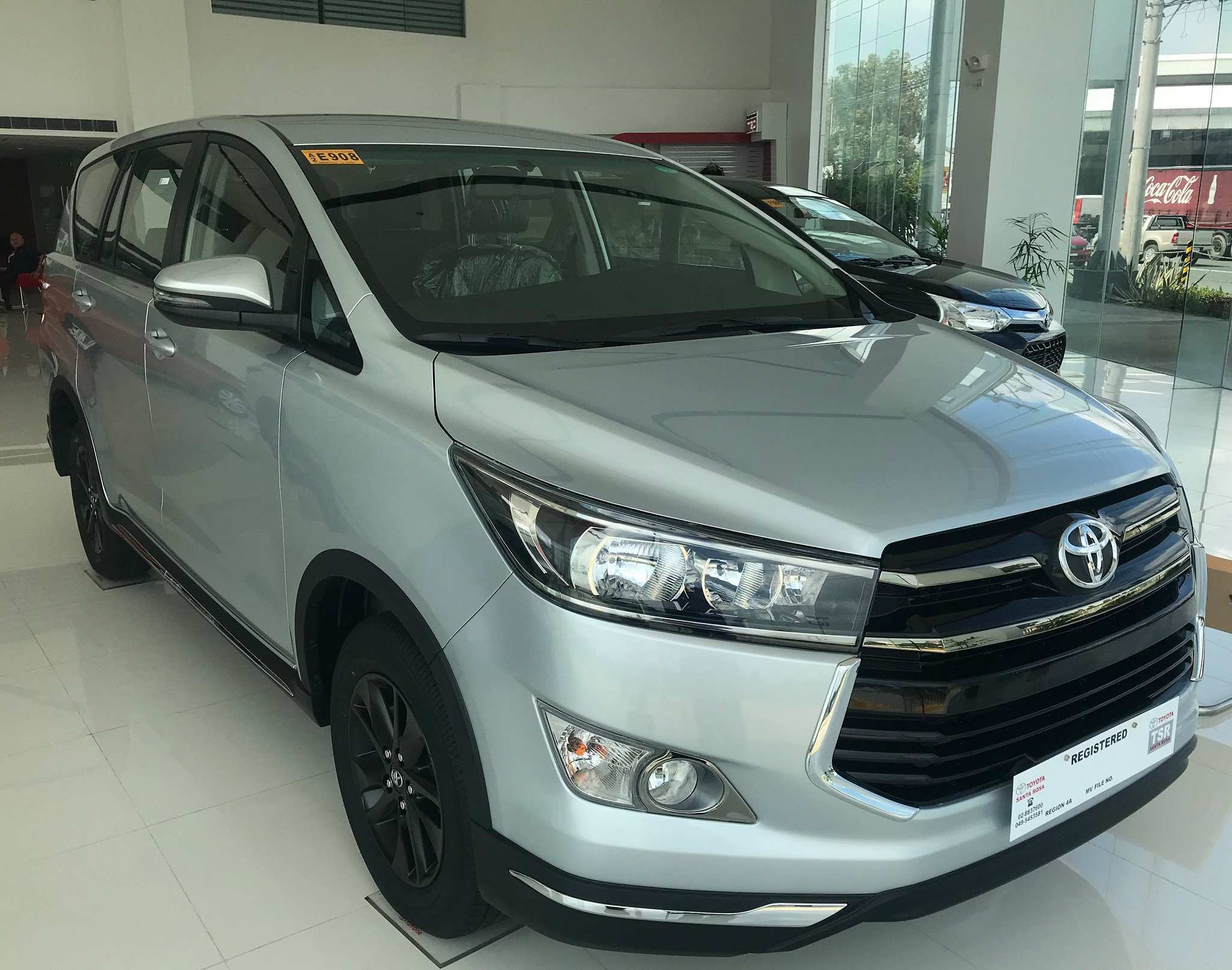 96 A Toyota Innova Crysta Facelift 2020 Reviews