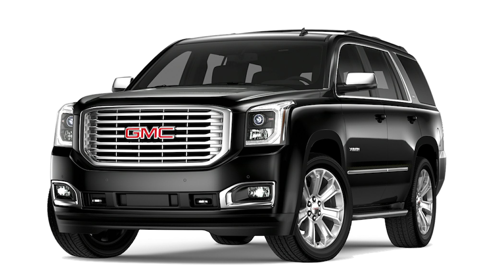 96 All New 2019 Gmc Yukon Concept