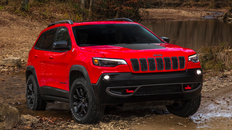 96 All New 2019 Jeep Cherokee Kl History