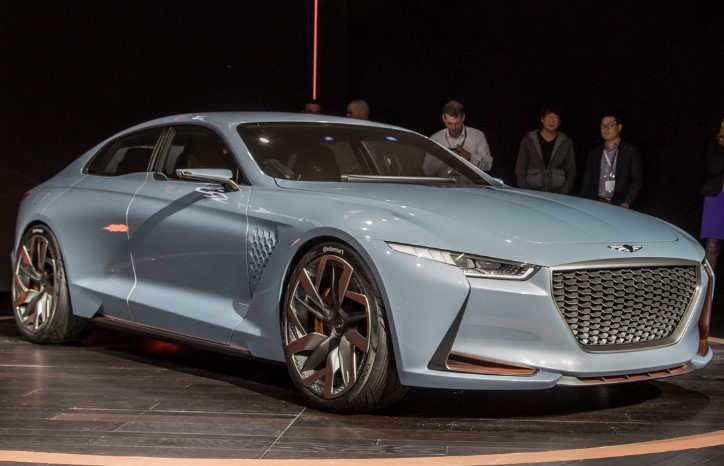 96 All New 2020 Hyundai Coupe New Concept