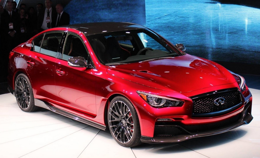 96 All New 2020 Infiniti Q50 Interior Ratings