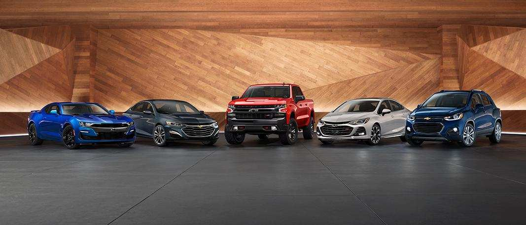 96 Best 2019 Chevrolet Lineup Price Design And Review