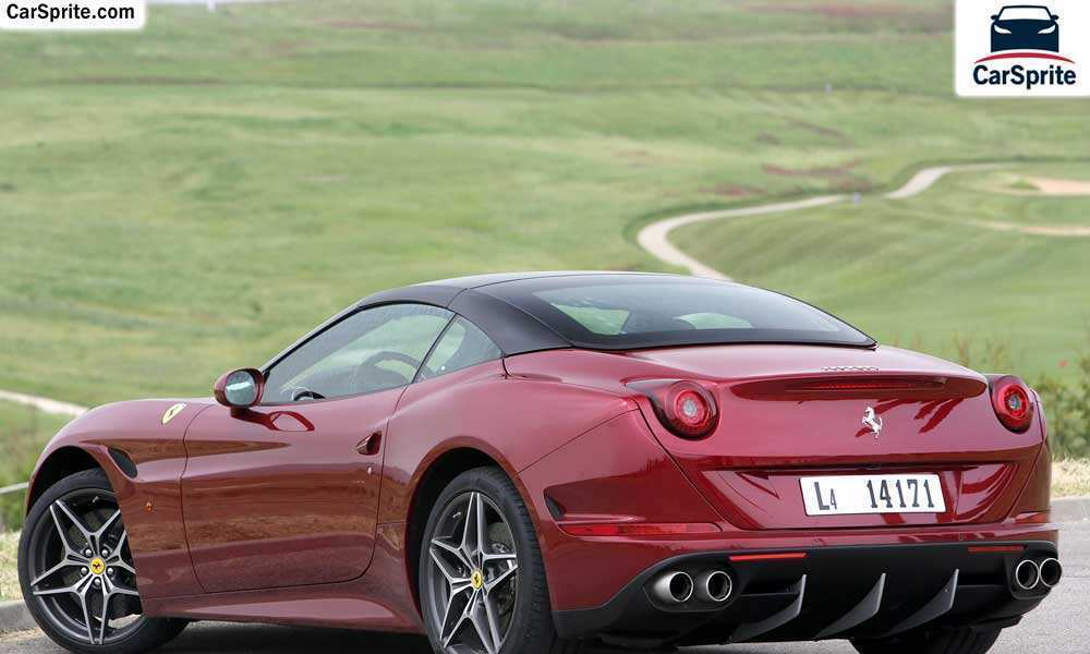 96 Best 2019 Ferrari California Price Release Date