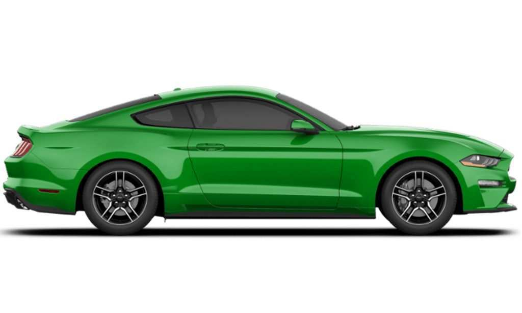 96 Best 2019 Ford Mustang Colors Release