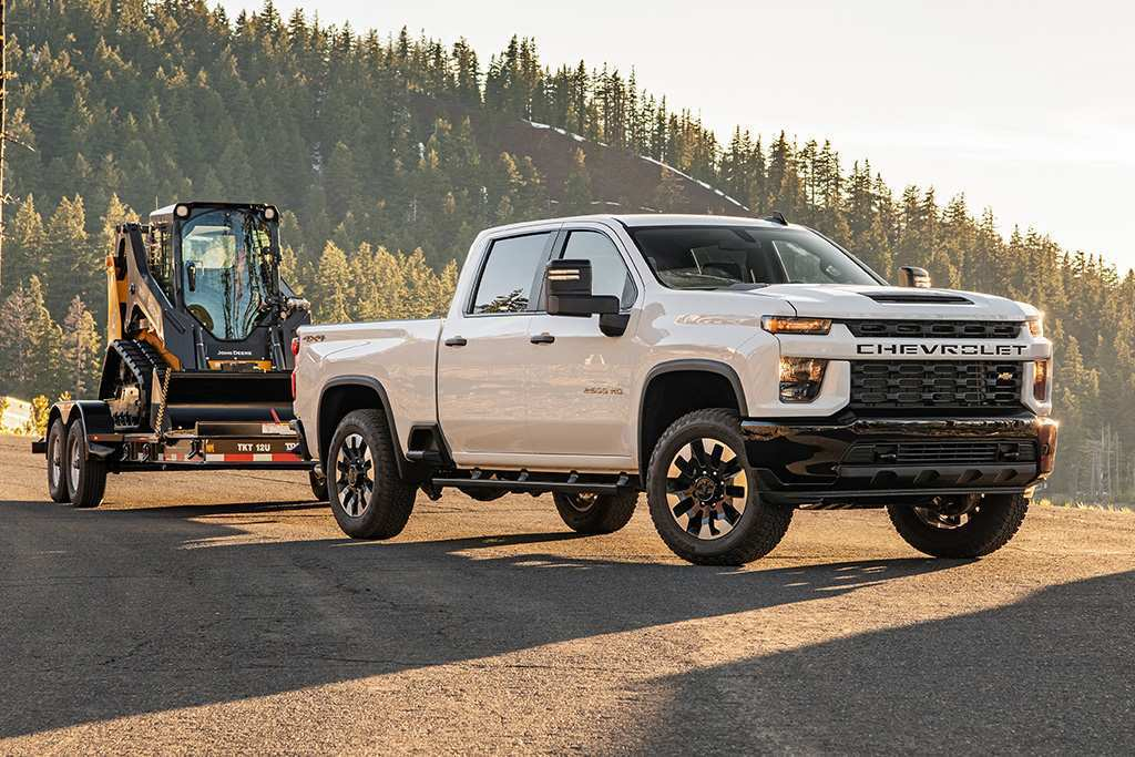 96 Best 2020 Chevrolet Silverado 2500Hd For Sale Release Date And Concept