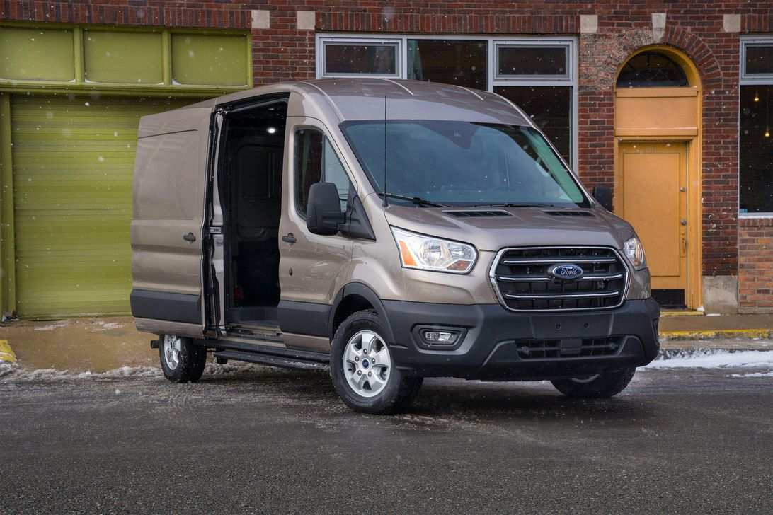 96 New 2019 Ford Transit Awd Engine