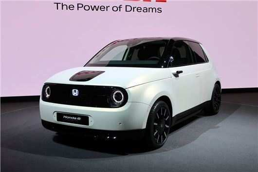 96 New 2019 Honda Electric Car Performance And New Engine
