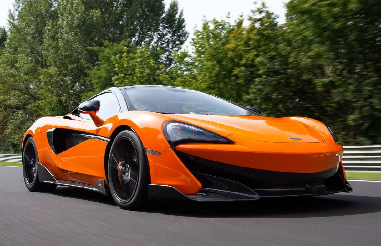 96 New 2019 Mclaren Sedan Exterior And Interior