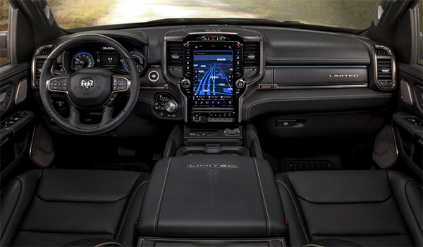 96 New 2020 Dodge Interior Wallpaper