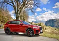 Jaguar F Pace New Model 2020