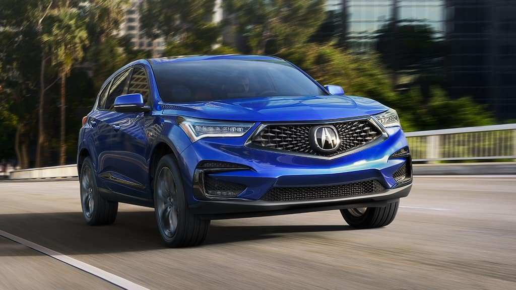 96 The 2019 Acura Rdx Release Date Redesign