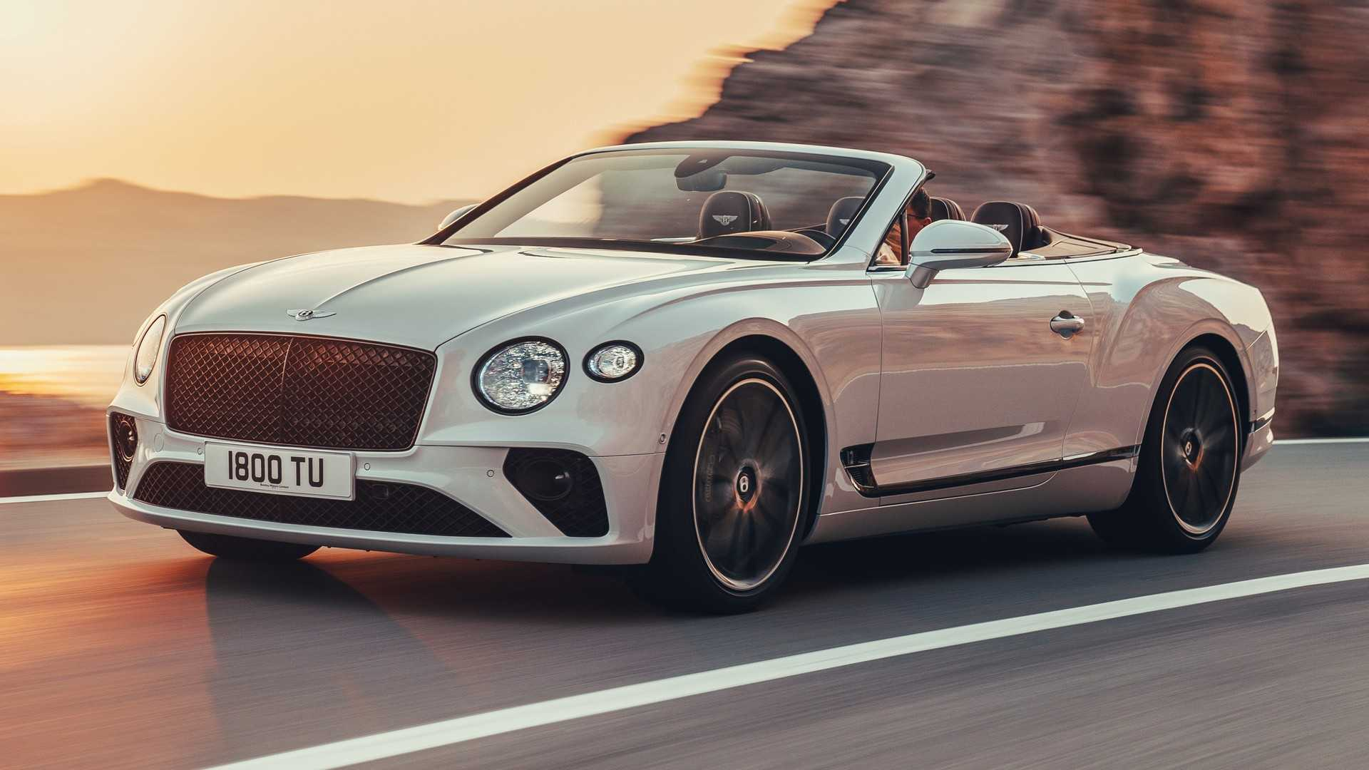 96 The 2019 Bentley Continental Redesign And Review