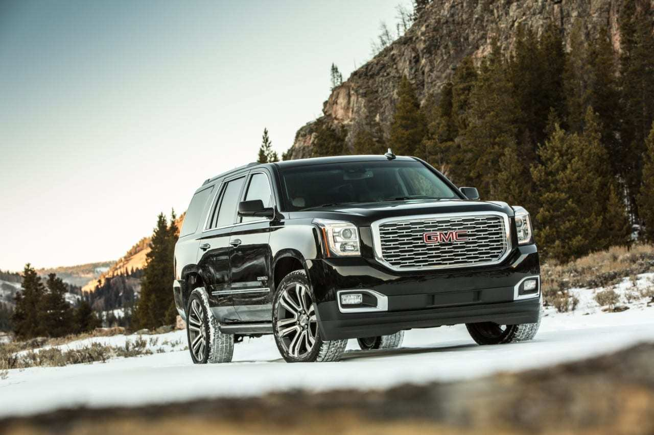 96 The 2019 Gmc Tahoe New Model And Performance